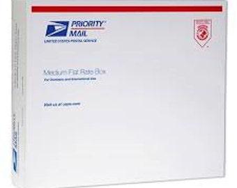 International Priority mail upgrade