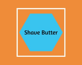 Men's Shave Butter, Lotion, After Shave, and Fit Soap