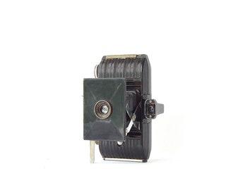 Vintage Camera Kodak Bantam 1930s Folding Cameras Bakelite Anastigmat Lens Kodak Cameras Walter Dorwin Early Camera FREE SHIPPING