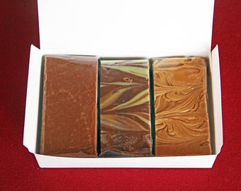 Homemade Fudge Buy 1 lb Get 1/2 lb of Chocolate Free with FREE SHIPPING!