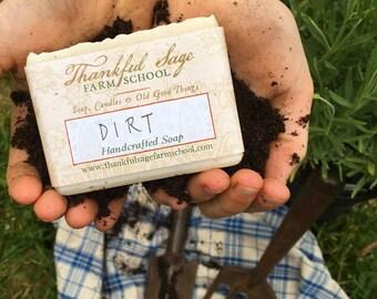 Dirt Soap