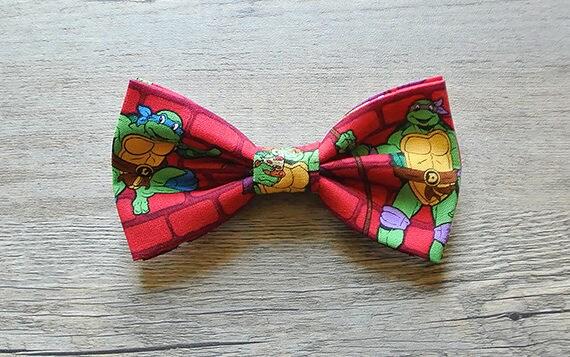 Ninja turtles teenage mutant ninja turtles turtle bow tie zoom ccuart Gallery