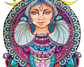 Goddess Series Prints