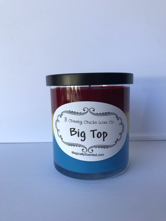 Big Top Candle