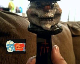 Snowman bottle opener