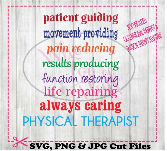 fisioterapeuta, terapeuta ocupacional, graduación, asistente, regalo ...