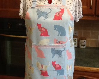 Adult full apron