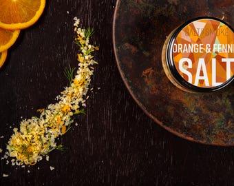 Orange and Fennel Salt