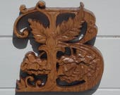WOOD WALL ART Wooden Lett...