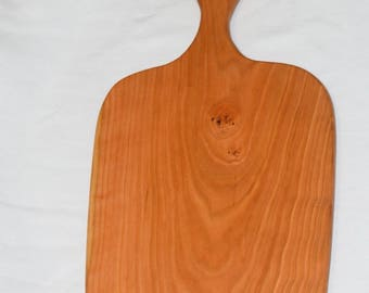 Cherry Serving and Cutting Board