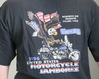 Loners MC Motorcycle Jamboree - Tulare Ca