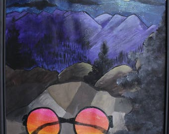 Purple Mountain Visions