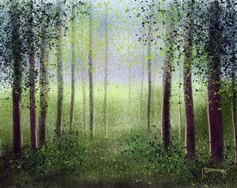 Trees So Green