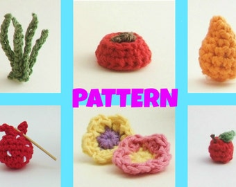Amigurumi Pattern Bundle, Crochet Pattern Bundle, Crochet Amigurumi Patterns, Crochet Patterns, Amigurumi Patterns, Amigurumi Pattern Set