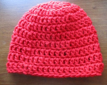 "14 1/2"" Girl's Beanie Hat"