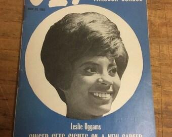 et Magazine- May 20,1965 Leslie Uggams,  Singer Sets Sights on New Career