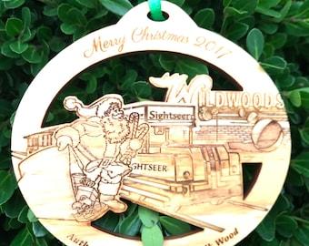 2017 Wildwood Christmas Ornament