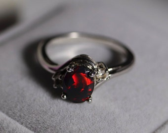 RED FLASHING fire natural black fire opal engagement ring, silver opal ring, natural black opal, black opal ring, fire opal ring, opal