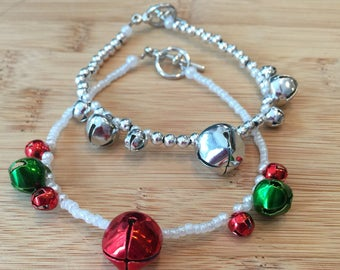 Jingle Bell bracelets  *makes noise