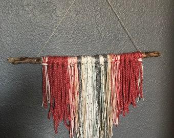 yarn wall decor