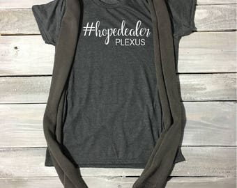 Plexus Shirt, Hope Dealer Shirt, Plexus