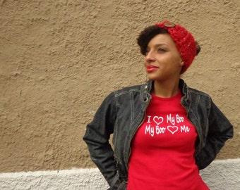 Red Tshirt, I Heart My Boo tshirt, My Boo tshirt, My Boo Heart Me tshirt, Love Slogan, Heart, T-shirt, Tee, Red tshirt, Valentine tshirt