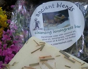Ancient Blends Natural Lemongrass Soaps