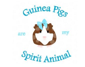 Guinea Pig svg, spirit animal svg, cavies, cavy svg file, guinea pig, guinea pig silhouette, small pet svg, rodent svg, hamster svg, hamster