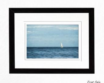 Nautical Wall Art Prints Art for Cards Nautical Decor Home Decor Ocean Print Nautical Print Sailing Print Boat Photography Print Beach Decor