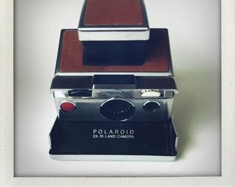 Polaroid SX-70 Land Camera - GUARANTEED WORKING