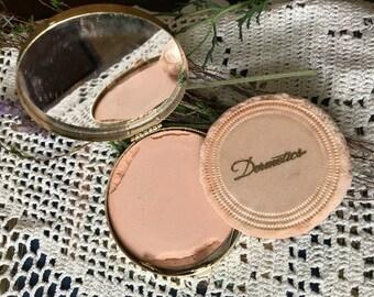 Dermetics Peach Encore Pressed Powder Compact