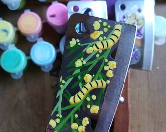 Sulpher Caterpillar