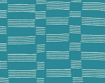 SALE Lucky - Etapp in Caribbean Blue - Lotta Jansdotter - Windham (40681-5)