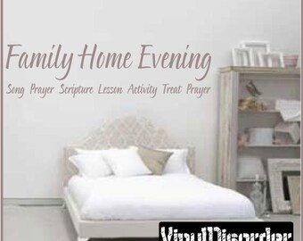 family home evening etsy