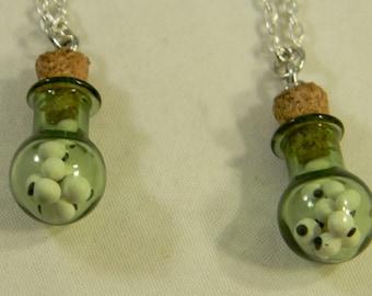 Specimen necklace- you get one