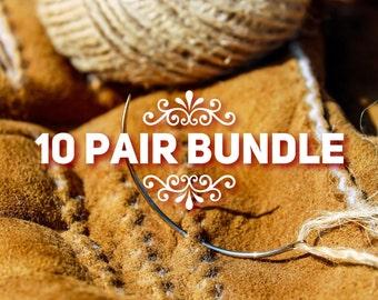 10 Pair Bundle Mix and Match