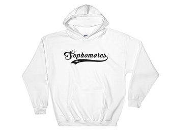 Sophomores 2021 Hoodie (Light Colors)