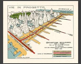 NEW YORK - Crosstown Boulevard