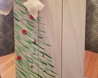 Rustic Holiday Tree
