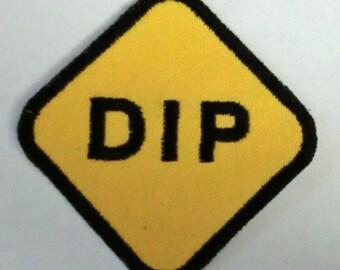 Iron-On Patch - DIP