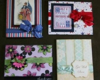 June 2012 Handmade Card Kit