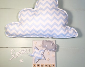 Cloud Pillow and square name