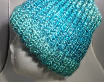Mermaid Colored Beanie