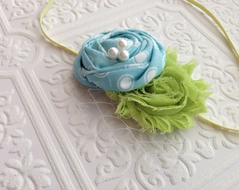 The Spring Day or Hair Clip