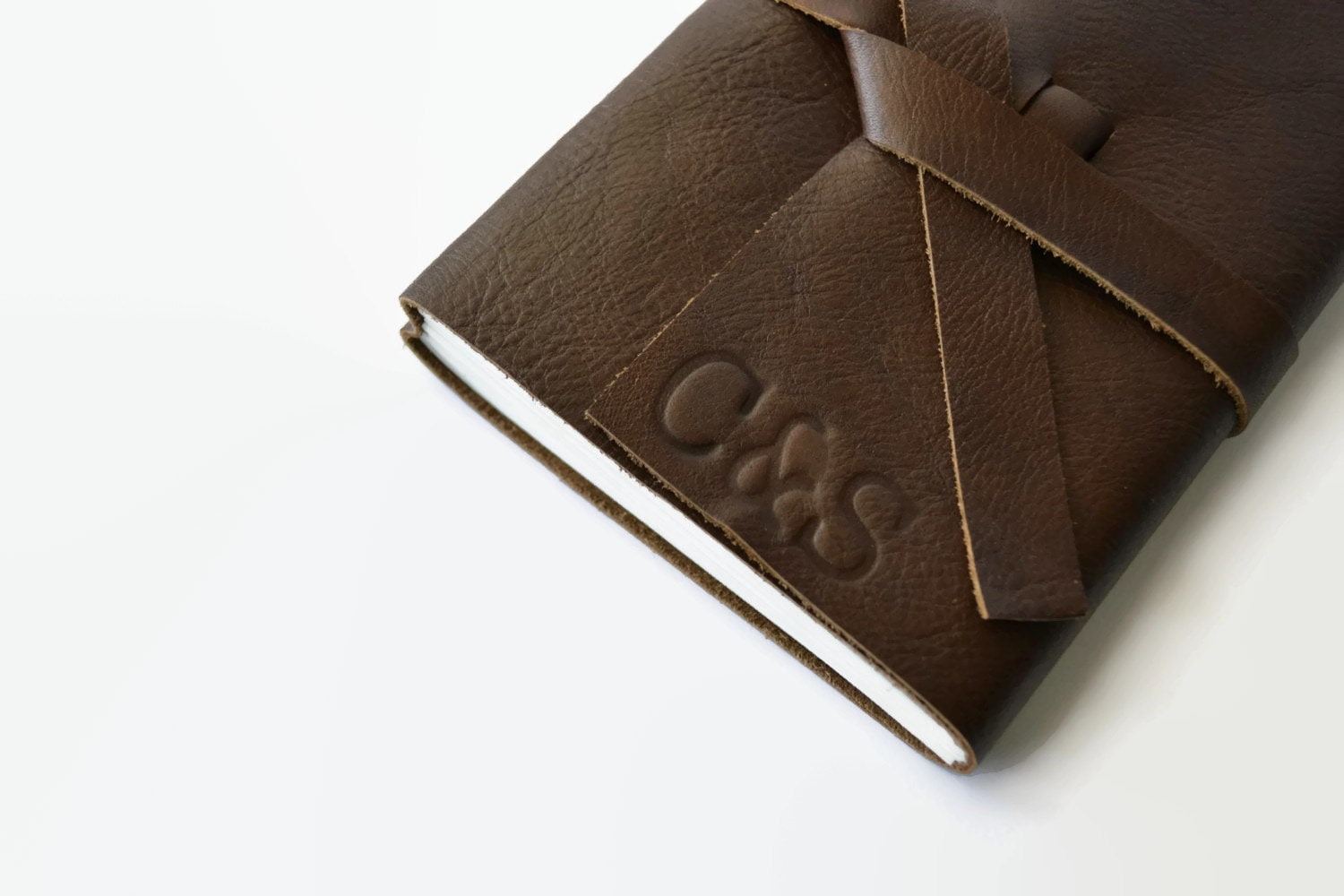 3rd Wedding Anniversary Gift For Husband: Personalized Anniversary Gift Leather Journal Leather