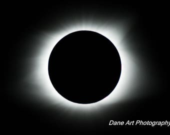 Eclipse 2017 Photo Print 11 x 14 Limited Production