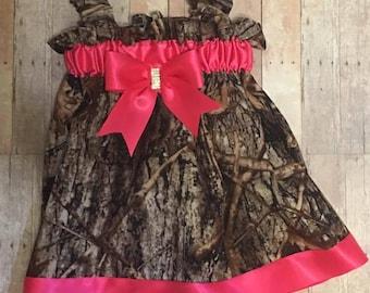 Custom Camo Dress