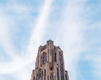 The Great Cathedral of Learning (Pittsburgh, University of Pittsburgh, campus)