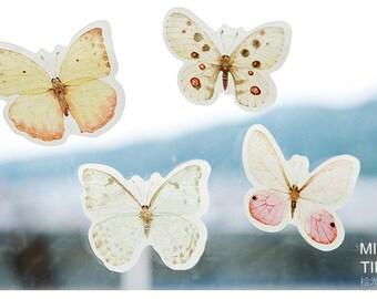 Butterfly v3 Post IT Notes Sticky Memo