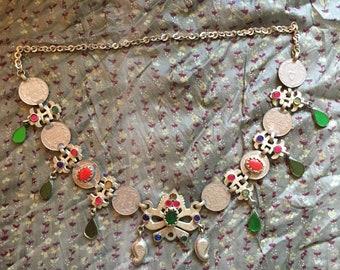 Kashmiri Bow Necklace